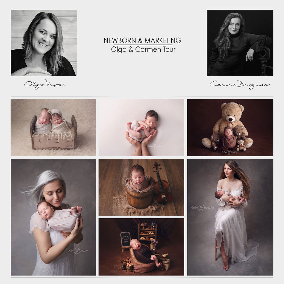 Olga-Vuscan-and-Carmen-Bergman-Pregnancy-Newborn-Photography-Tour
